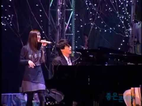 [Live] Lena Park & Sung Si Kyung - Way Back Into Love (박정현 & 성시경) @ 2007.10.27
