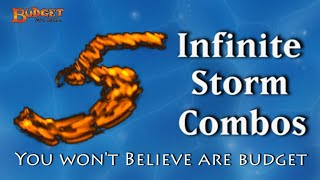 5 Infinite Storm Combos you won't believe are budget