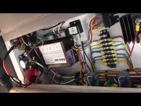 2002 ford ambulance siren and electric parts - YouTubeYouTube