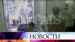 Испанская пресса опубликовала первые кадры террористического акта вБарселоне.