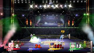 Super Smash Bros. for Wii U: With Friends (Commentary) #2 - Power Thoron OP