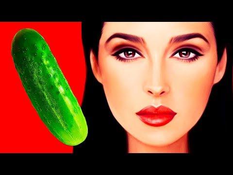 Comienza a comer solo 1 pepino al día, mira lo que le sucede a tu cuerpo