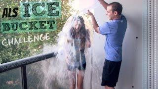 ALS Ice Bucket Challenge - #ALSIceBucketChallenge - SoCraftastic Thumbnail