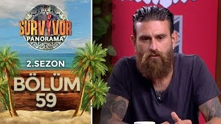 Survivor Panorama 2.Sezon | 59.Bölüm