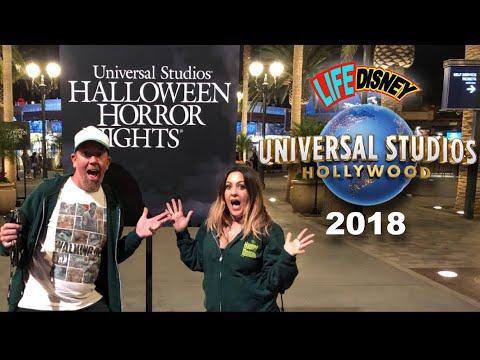 Universal Studios Halloween Horror Nights 2018/ New Stranger Things Maze/Full Experience