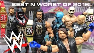 Download Video TOP 10 BEST | 5 WORST WWE FIGURES OF 2016 COUNTDOWN LISTS!! MP3 3GP MP4