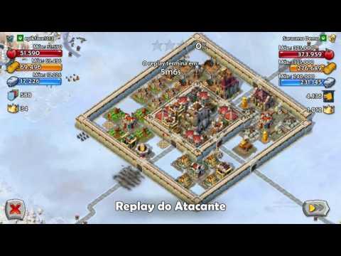 Age of Emires: Castle Siege - Charles e Conrad (Corrida de Cerco) #4