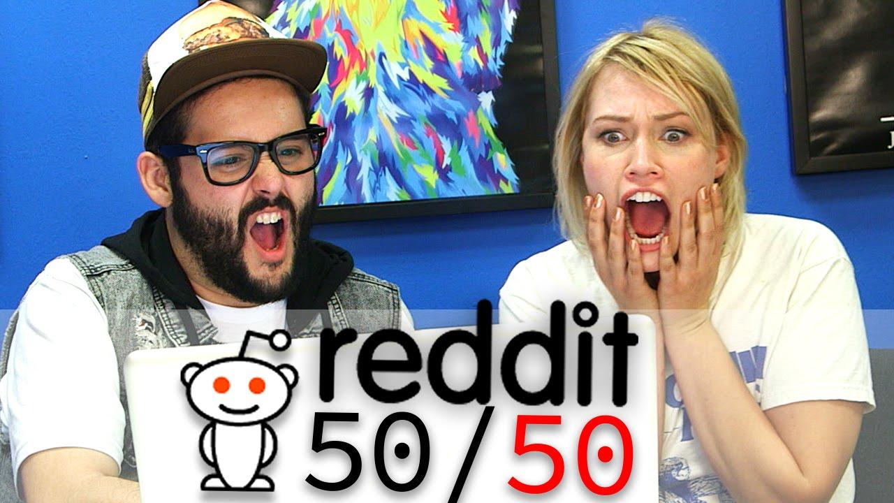 nsfw reddit 50/50