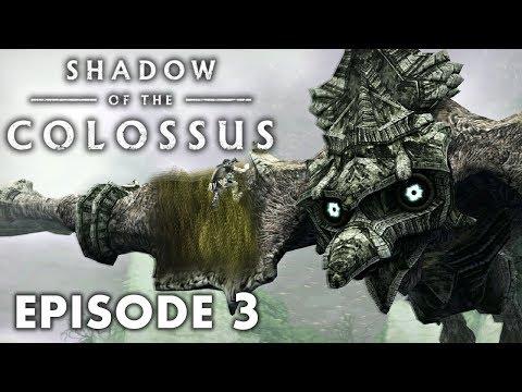 Un colosse volant ?!   SHADOW OF THE COLOSSUS #03