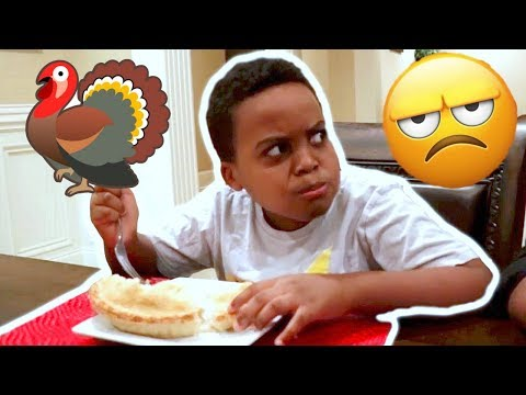 HE RUINED THANKSGIVING!  Onyx Family