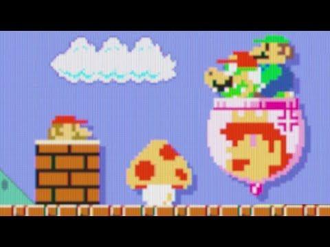 Super Mario Maker - 100 Mario Challenge #200 (Expert Difficulty)