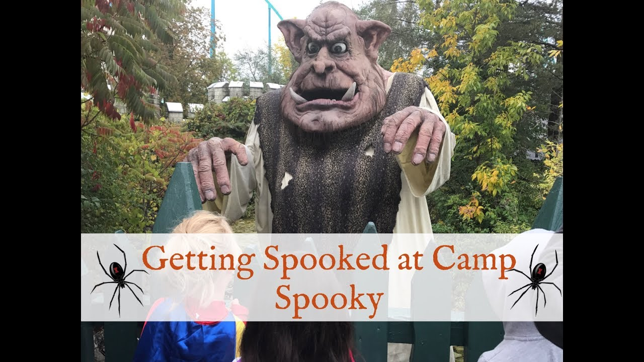 Getting Spooked at Camp Spooky