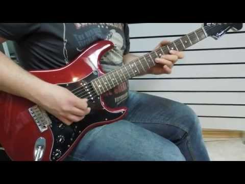 Fender American Selected Stratocaster