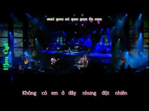 [Vietsub + Pinyin] Đột nhiên rất nhớ em Tu ran hao xiang ni 突然好想你 - Mayday