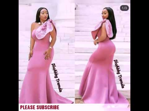 AFRICAN LATEST/TRENDING BRIDESMAIDS' DRESSES/GOWNS INSPIRATION 2019 4