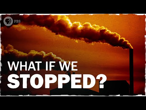 Will Climate Change Stop If We Stop Emitting Carbon Tomorrow?    Hot Mess ?