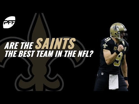 Are the Saints the best team in the NFL? | PFF