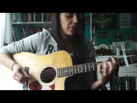 Propagandhi -Purina Hall Of Fame (Acoustic Cover) -Jenn Fiorentino