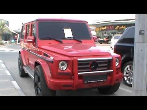G55 brabus exhaust funnydog tv for Mercedes g interno