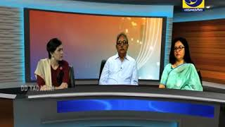 DD Yadgiri, Hyderabad- Breakfast Show, interview with Shefali Rao & Nanda Kumar K