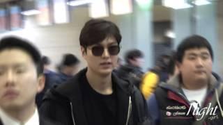 Video Lee Min Ho 20170207 Incheon Airport 태국 출국 download MP3, 3GP, MP4, WEBM, AVI, FLV November 2017