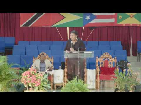 Caribbean Conference 2017   Saturday Morning Session 2