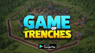 Game of Trenches: WW1 Strategy