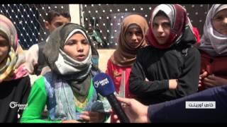 حملات توعية بمخاطر الأسلحة الكيميائية وطرق الوقاية في ادلب