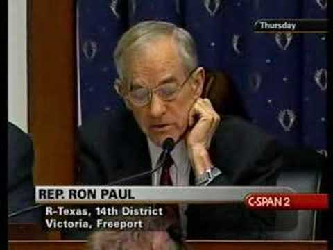 Ron Paul 0wnz the Federal Reserve
