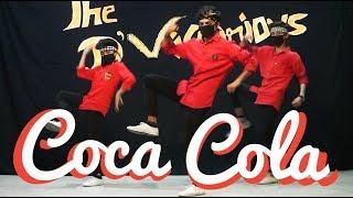 LUKA CHUPPI : Coca Cola Tu Dance Choreography By Mohit Mehra, Tony Kakkar Neha Kakkar