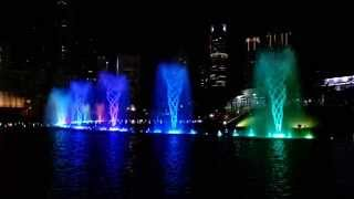 KLCC Musical Fountain Malaysia 120fps Night shoot Galaxy Note 4