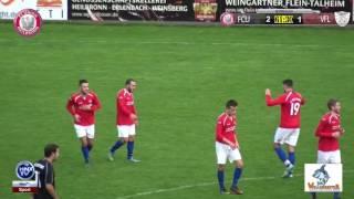 23.10.2016 FC Union Heilbronn vs VfL Eberstadt
