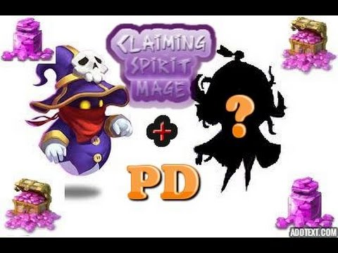 Castle Clash Spirit Mage Time/Rolling For PD
