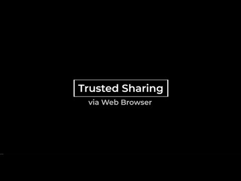 Trusted Sharing from OneDrive & SharePoint