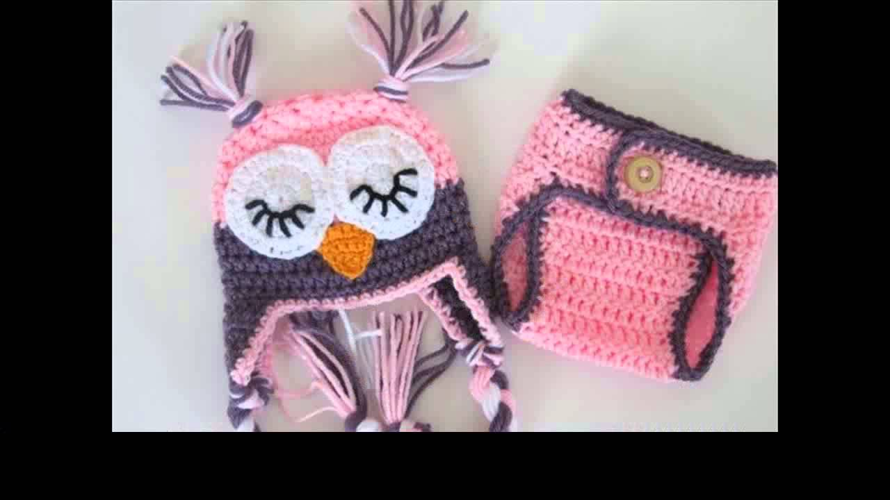 how to crochet diaper cover for newborn - YouTube