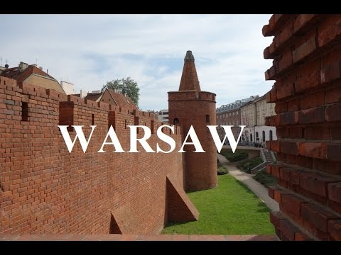 Poland/Warsaw (Old Town,Barbican) Part 7