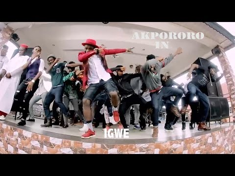 MUSIC VIDEO: Akpororo – Igwe