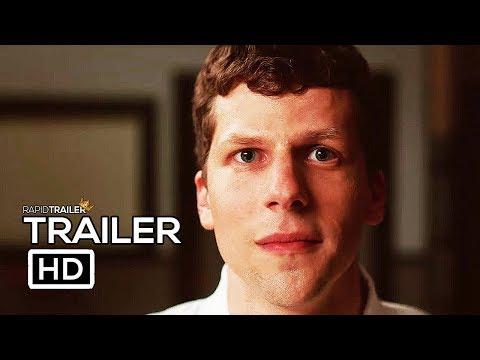 THE ART OF SELF DEFENSE  Trailer 2 2019 Jesse Eisenberg Imogen Poots Movie