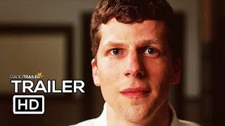 THE ART OF SELF DEFENSE Official Trailer #2 (2019) Jesse Eisenberg, Imogen Poots Movie HD