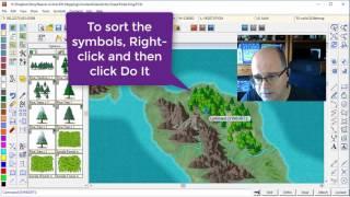 CC3+ Overland Mapping 07 Vegetation