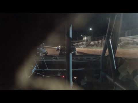 Sumter Speedway 4-13-19 Extreme 4 Main (b) #49 Elliott Vining