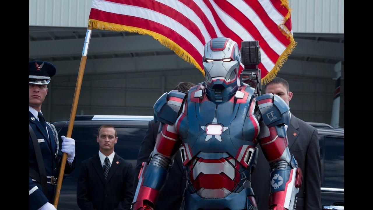 Iron man 3 bande annonce teaser officielle en hd vost exclu marvel youtube - Jeux de iron man 3 gratuit ...