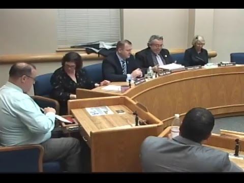 Attleboro City Council Meeting 10-02-2018