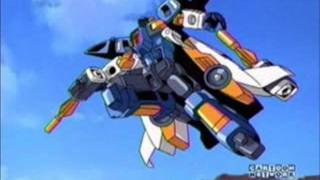 Transformers Armada Autobots Transform