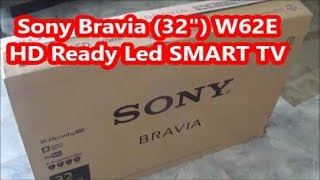 Sony Bravia 32 inch HD Ready LED Smart TV Unboxing & Review (Hindi)