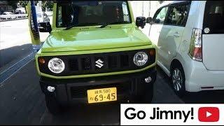 Go Jimny! 新型ジムニー試乗してきたよ thumbnail