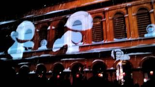 Les Anooki s'invitent à l'Opéra - Lumières 2014