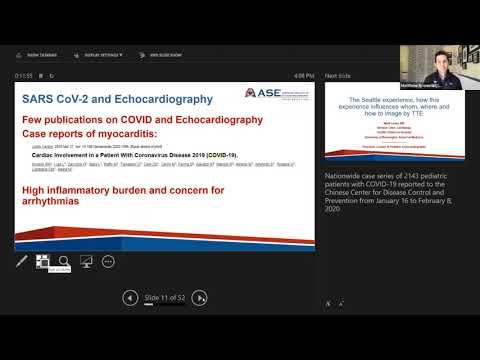 Pediatric, Fetal, and Congenital Heart Disease Statement on COVID-19
