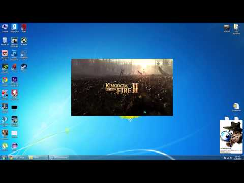 How to Play Kingdom Under Fire 2 (Best And Fastest Proxy Guide 2015)