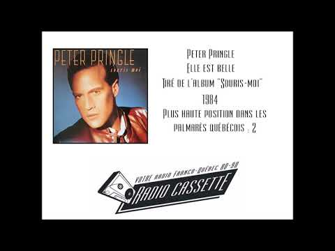 Peter Pringle - Elle est belle